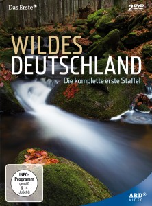 Wildes Deutschland - DVD Cover