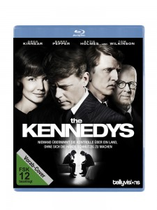 The Kennedys - Cover - Blu-ray