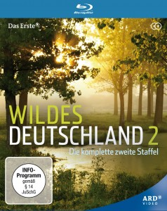 Wildes Deutschland 2 - Blu-ray - Cover