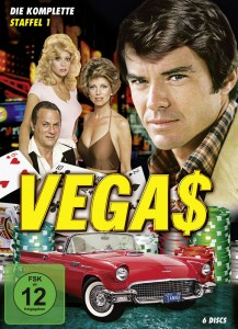 Vegas - Season 1 - Cover