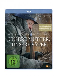 Unsere Muetter, unsere Vaeter - Cover Blu-ray