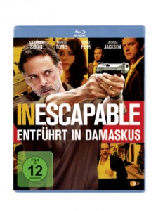 Inescapable - BD - Cover