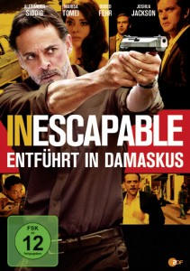Inescapable - DVD - Cover