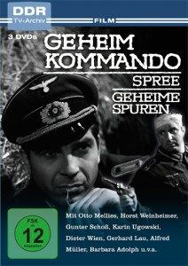 Geheimkommando Spree - Cover