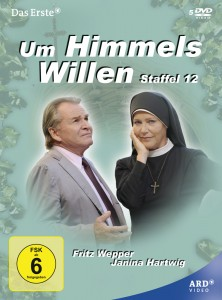 Um Himmels Willen - Staffel 12 - Cover