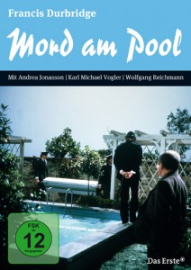 Mord am Pool - Cover