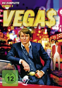 Vegas - Staffel 3 - Cover