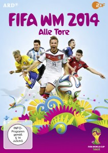 FIFA Alle Tore - DVD