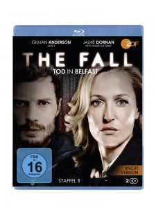 THE FALL Staffel 1 BD